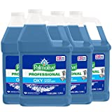 Palmolive OXY Power Degreaser for Pots and Pans, Concentrated Formula, Dishwashing Liquid, Dish Soap, Dish Liquid Soap, Phosphate Free, Dishwasher Cleaner, 1 Gallon Bottle (Pack of 4) (240043) (10035110400430)