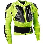 Titan Sport Jacket Flo Yellow