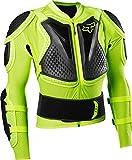 Fox Racing Titan Sport Jacket, Flo Yellow, XX-Large