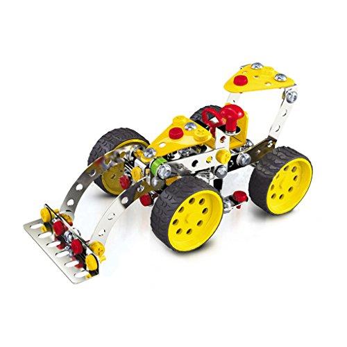 BXT® Démontage Bulldozer Enfants DIY Assemblée Véhicule de Construction Voiture Toy Cadeau Bâtiment