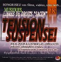 audiostud - tension suspense (1 CD)