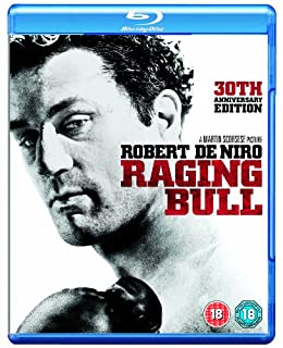 Raging Bull (30th Anniversary Special Edition) [Blu-ray] [1980] (B004G8QT2U) | Amazon price tracker / tracking, Amazon price history charts, Amazon price watches, Amazon price drop alerts