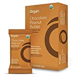 Orgain Chocolate Peanut Butter Protein Bar, 12 Count from Orgain