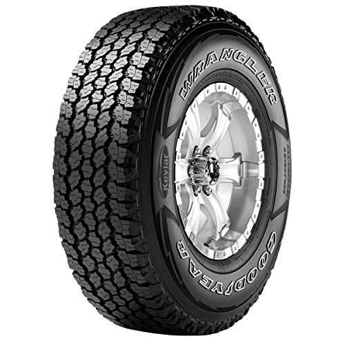 Goodyear Wrangler All-Terrain Adventure With Kevlar All Terrain Radial Tire
