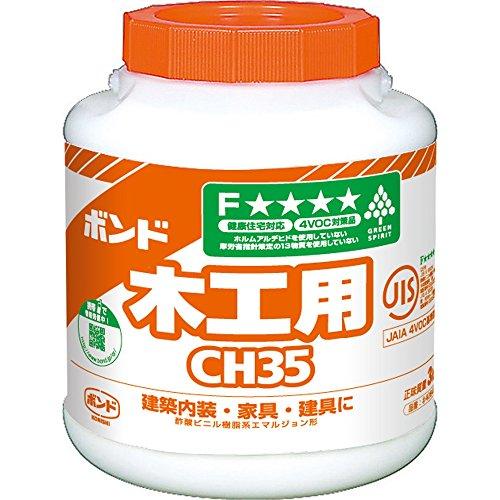 コニシ ボンド 木工用(ポリ缶) CH35 3kg #40640
