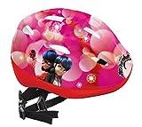 Mondo Miraculous Ladybug Casque vélo enfant réglable ,52/56 cm