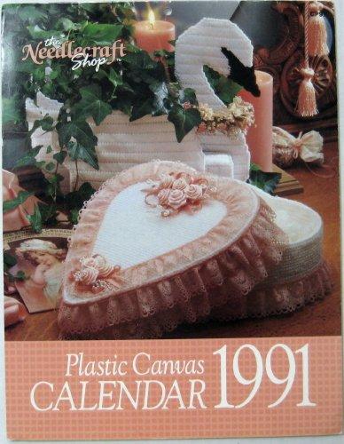 Download Plastic Canvas Calendar 1991 (12 Plastic Canvas Designs) B003UR6CUM