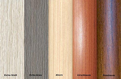 Übergangsprofil, equilibrio de ajuste de perfil, perfil de 30mm–Madera Decoración: Arce (C de 01)