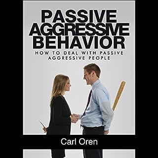 Passive Aggressive Behavior cover art