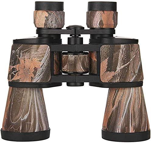 Binoculares de alta potencia,telescopio para adultos,visión nocturna HD LLL de gran aumento para cruceros marinos Senderismo Observación de aves Blue Bak9 Binoculares de alta potencia para exteriores