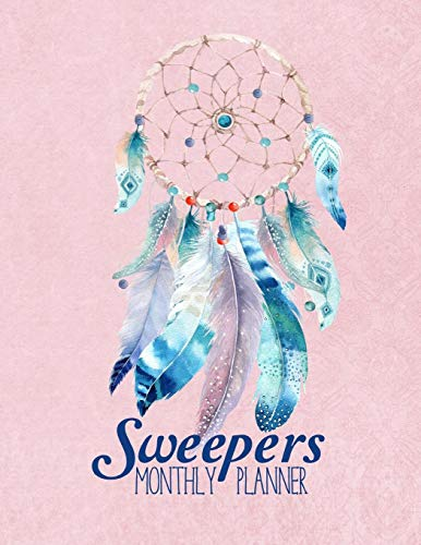 Sweepers Monthly Planner: Contest and Sweepstake Tracker Journal