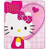 utong Hello Kitty Blanket Hearts Nuevo 'Rachel Fleece Throw