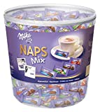 MILKA NAPS MIX 207 Pieces 1000 g