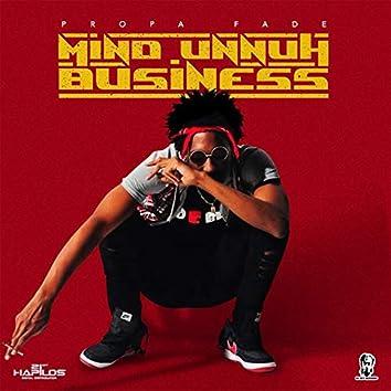 Mind Unnuh Business