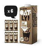 Oatly Healthy Oat Drink 1L Case Of 6 (Chocolate)
