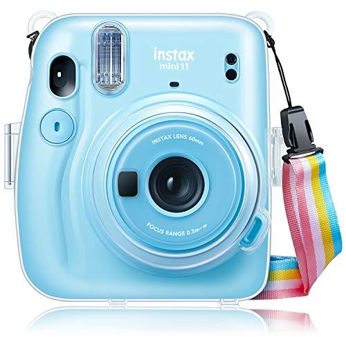 Fintie Protective Clear Case for Fujifilm Instax Mini 11 Instant...