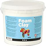 Foam clay® blanco 560 g