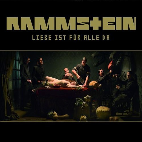 Liebe Ist Fuer Alle Da by Rammstein