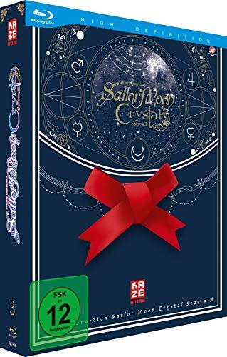 Sailor Moon Crystal - Staffel 3 - Vol.1 - Box 5 - [Blu-ray] mit Sammelschuber