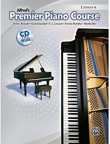 Premier Piano Course Popular products Lesson New color 6