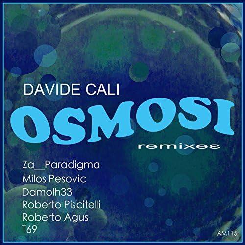 Davide Cali, Za__Paradigma, Milos Pesovic, Damolh33, Roberto Piscitelli, Roberto Agus & T69