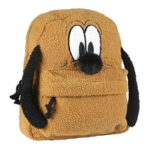 Mochila Casual Moda Disney Pluto