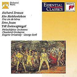 Strauss: Ein Heldenleben / Don Juan / Till Eulenspiegel (Essential Classics)