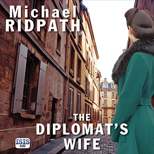 The Diplomat's Wife cover art