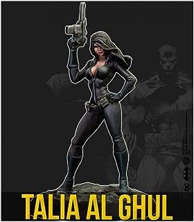 Knight Models Batman Miniature Game Talia Al Ghul (2nd Edition) (Resin)