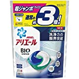 アリエール バイオサイエンス ジェルボール 科学x自然で洗浄力の限界突破 洗濯洗剤 詰め替え 46個(約3倍)