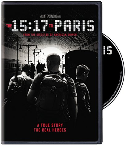 15:17 to Paris, The (DVD)