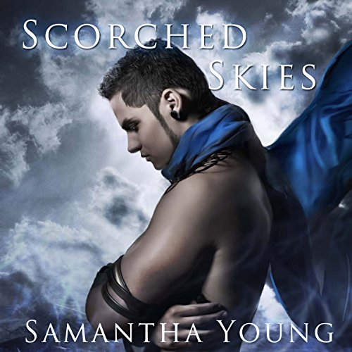 Scorched Skies audiobook cover art