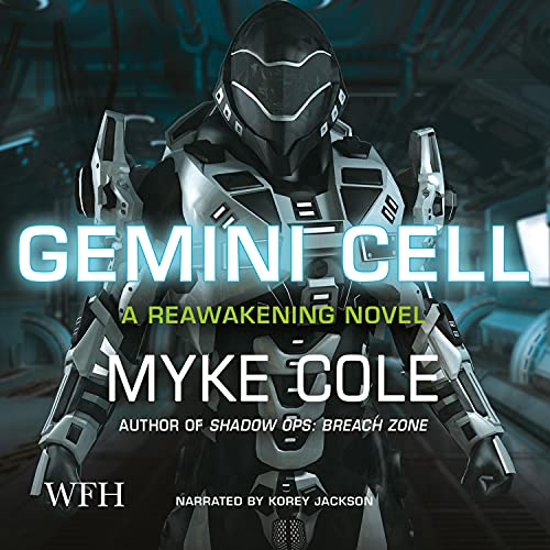 Gemini Cell Audiobook By Myke Cole cover art