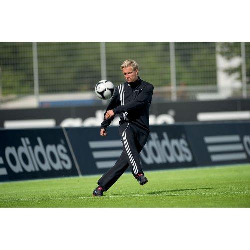 adidas Erwachsene TrainingsanzugSereno 11 Sweat Anzug, Schwarz, 4, V38031