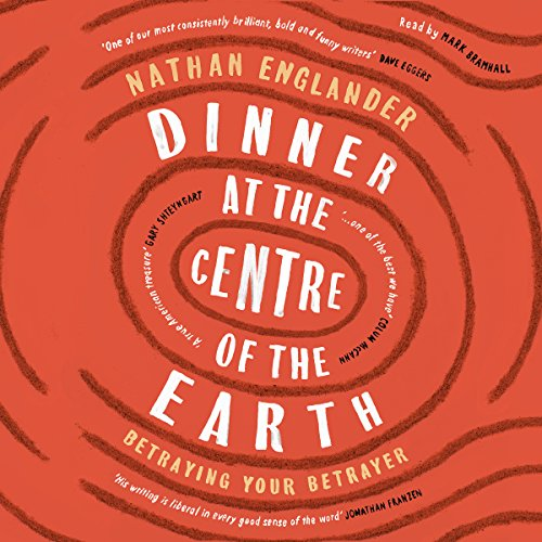 Dinner at the Centre of the Earth audiobook cover art