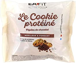 Eafit The Protein Cookie Chocolate Chips 50g Estimated Price : £ 6,60
