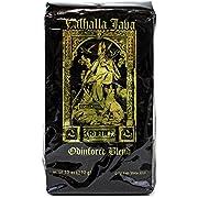 Valhalla Java Whole Bean Coffee, Fair Trade and USDA Certified Organic