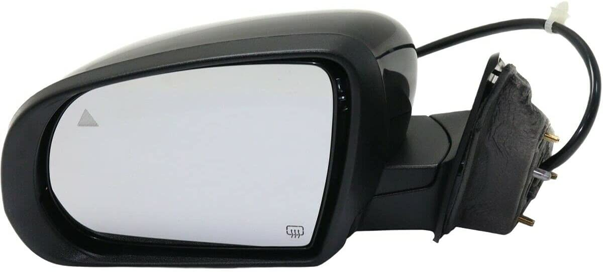 Mirror Left Hand Trust Side Overseas parallel import regular item Heated Driver Cher Compatible with Jeep LH