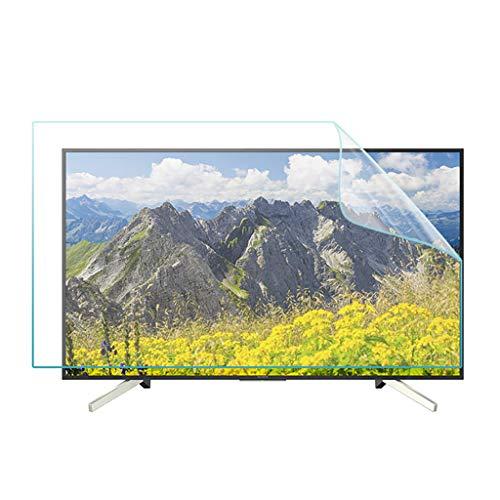 KDJJH Ultra-Clear 65-70 Zoll TV Bildschirmschutz, Anti-Blaulicht Displayschutzfolie Blendfreie Schutzfilter Augenschutz Displayschutz für LCD/LED/OLED & QLED 4K HDTV,65inch/ 1429x804mm