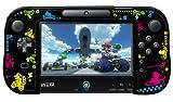 任天堂公式ライセンス商品 シリコンカバーコレクション for Wii U GamePadマリオカート8 Type-B