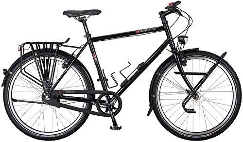 vsf fahrradmanufaktur TX-400 14-Gang Rohloff Trekking Bike 2016 (Ebony, 26