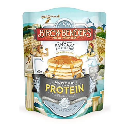 Birch Benders Protein Pancake and Waffle Mix ~ 50 oz