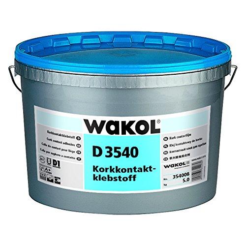 Wakol D 3540 Korkkontaktklebstoff 5,0 kg