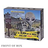 Alien Gag Gift - Prank Wrapping Bang Snaps Funny Joke Package Best Boxes - Novelty Gift for Adult or Kids