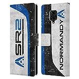 Head Case Designs sous Licence Officielle EA Bioware Mass Effect SR2 Normandie 3 Badges et Logos...