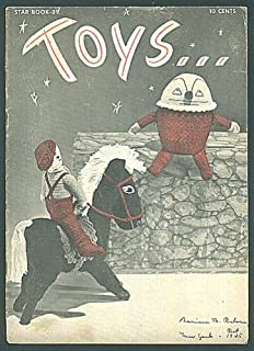 TOYS Magazine (1945 Issue) (Star Book 39)