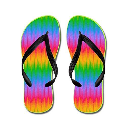 CafePress - Gay Lesbian Pride Rainbow - Flip Flops, Funny Thong Sandals, Beach Sandals