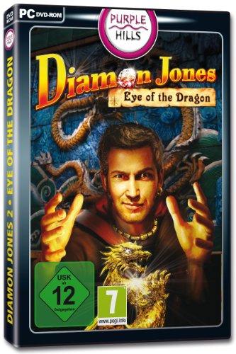 Diamon Jones - Eye of the Dragon [Edizione: Germania]