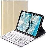 YHFZR Teclado Funda para Lenovo Tab M8 - QWERTY Ultra Slim Teclado Wireless...