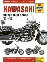 Kawasaki Vulcan 1500/1600, '87-'08 (Haynes Powersport)